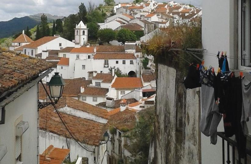 THE MOUNTAIN village of Castelo de Vide, pop. 3,400, beckons with its medieval synagogue, now restored as a museum. (photo credit: GIL ZOHAR)