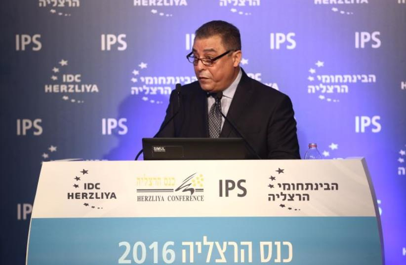 Egypt's Ambassador in Israel, Hazem Khairat (photo credit: Courtesy)