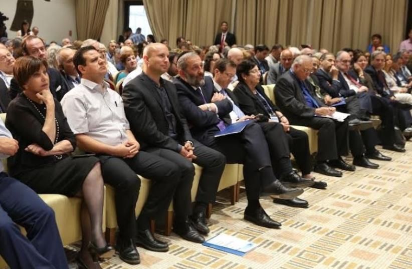 Herzliya Conference 2016  (photo credit: MARC ISRAEL SELLEM)