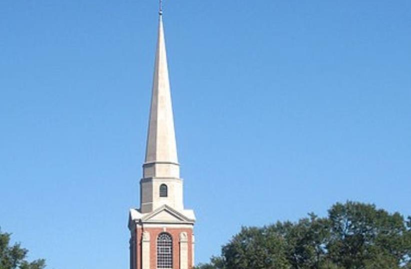 First Presbyterian Church of Houston  (photo credit: Wikimedia Commons)