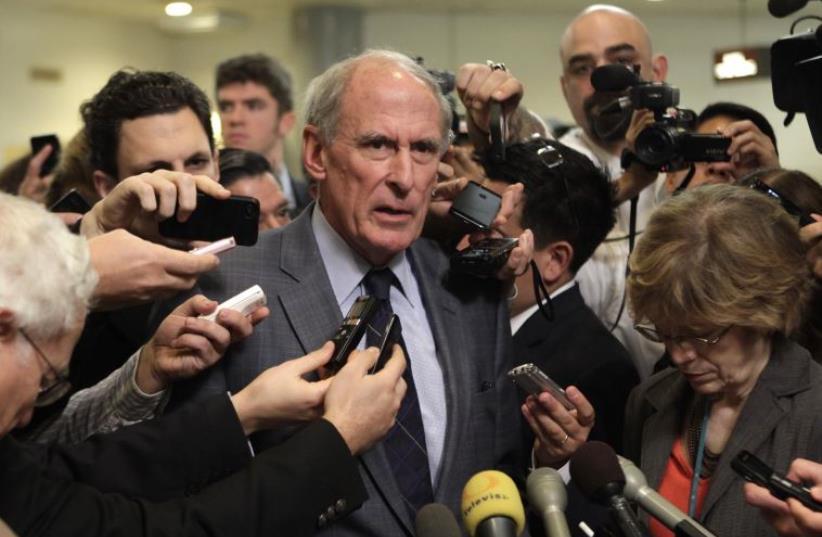 US Senator Dan Coats (photo credit: REUTERS)