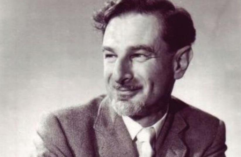 Jewish Composer and conductor Harry Rabinowitz (photo credit: EUROVISIONARTISTS.NL)