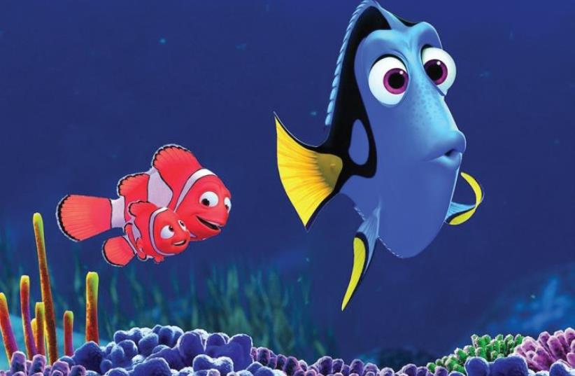 'Finding Dory' (photo credit: PR)
