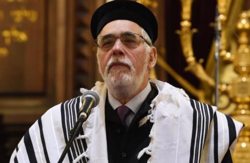 Rabbi Avraham Gigi (photo credit: ELI ITIKIN)