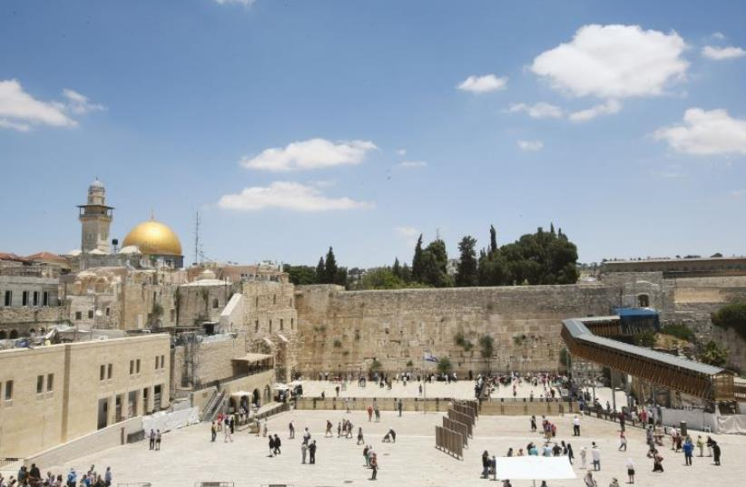 Western Wall (photo credit: MARC ISRAEL SELLEM)