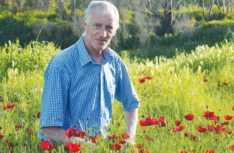 Peter Paul Broekhuisen (photo credit: Courtesy)