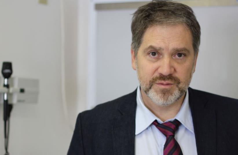 Professor Dimitrios Karussis (photo credit: Courtesy)