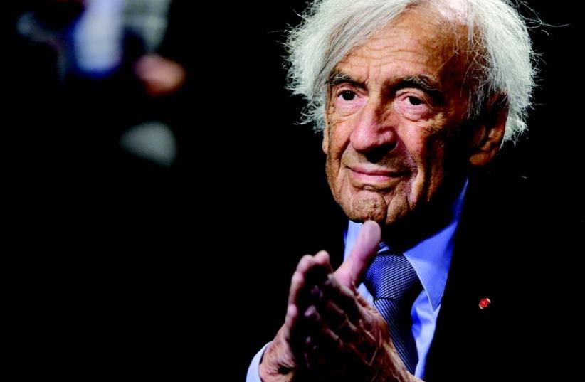 Elie Wiesel (photo credit: REUTERS)