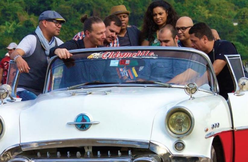 The Cabo Cuba Jazz band (photo credit: PR)