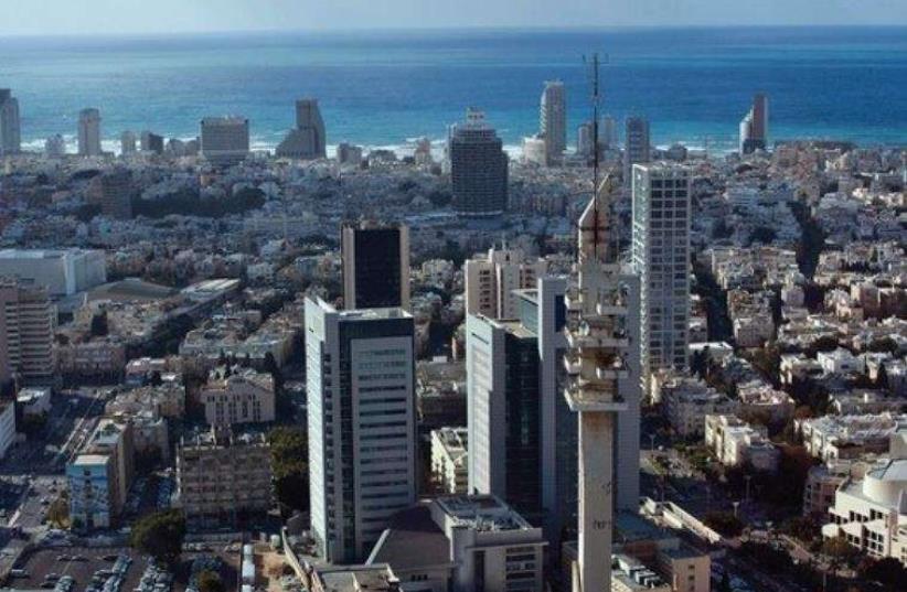 Tel Aviv (photo credit: REUTERS)