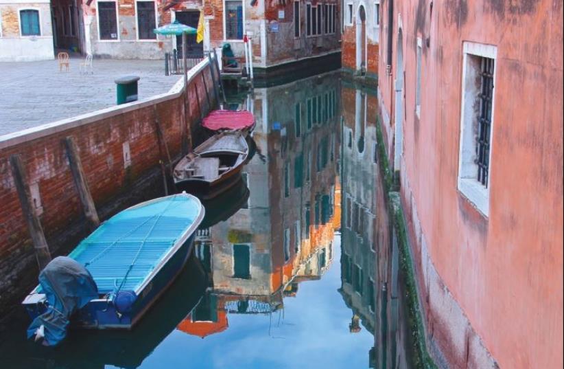 Venice: An accidental love affair (photo credit: SARAH L. SINGER)