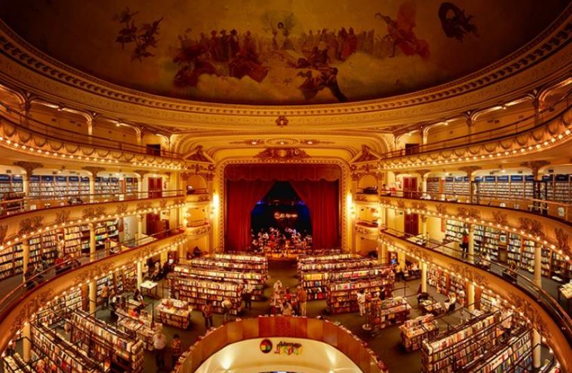 Ateneo Bookstore (photo credit: BORED PANDA)