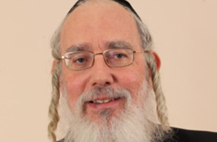 Israel Eichler (photo credit: WWW.KNESSET.GOV.IL)