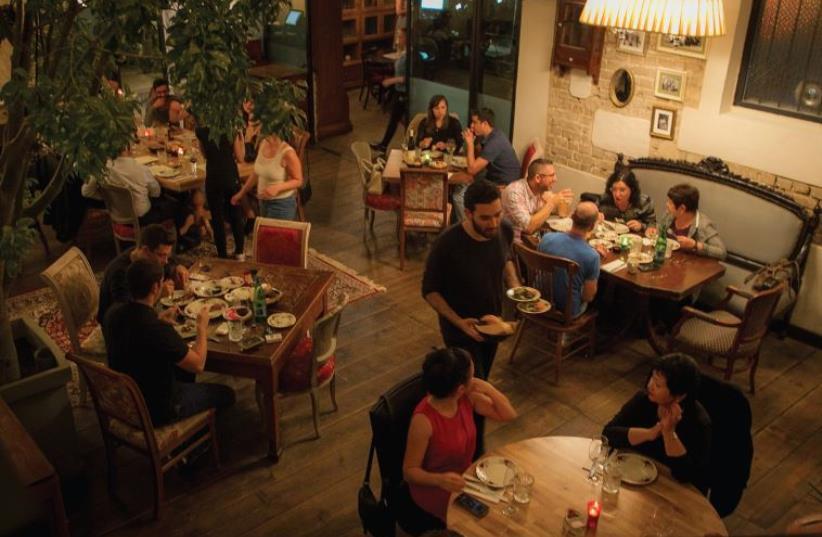 Racha restaurant (photo credit: PR)
