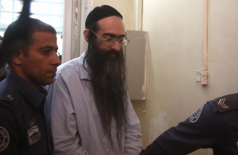 Yishai Schlissel (photo credit: MARC ISRAEL SELLEM/THE JERUSALEM POST)