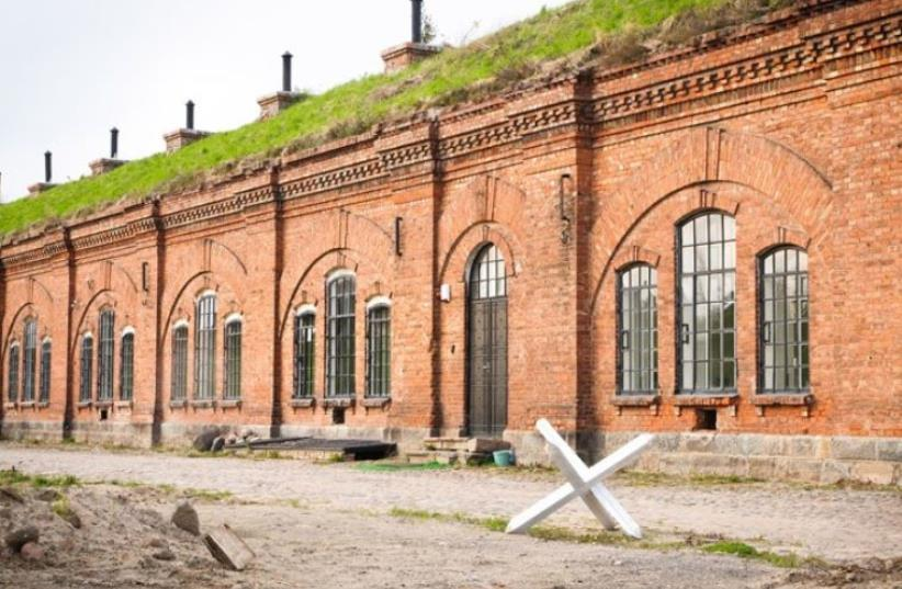Seventh Fort in Kaunas, Lithuania (photo credit: WIKIMEDIA COMMONS/KAUNOFORTAS)
