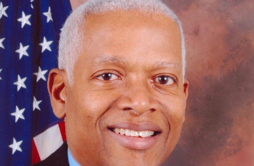 Rep. Hank Johnson  (photo credit: US HOUSE OF REPRESENTATIVES)
