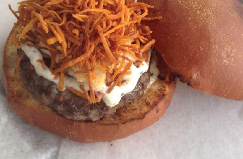 26 Hamburger Gourmet (photo credit: PR)