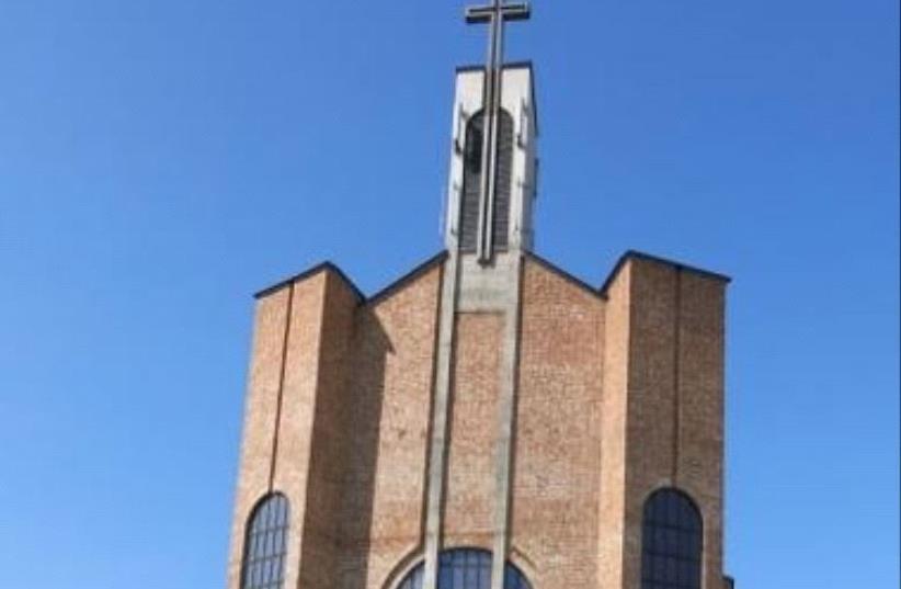 Ann's Church  (photo credit: COURTESY ANN DRILLICH)
