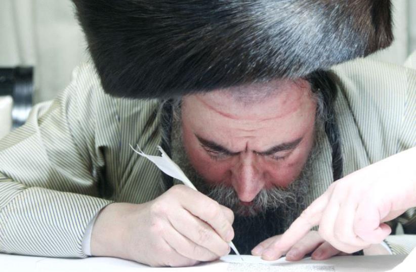 Rabbi Zvi Elimelech (photo credit: MARC ISRAEL SELLEM)
