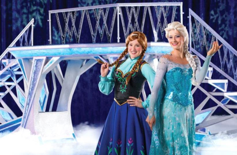 Disney on Ice (photo credit: PR)