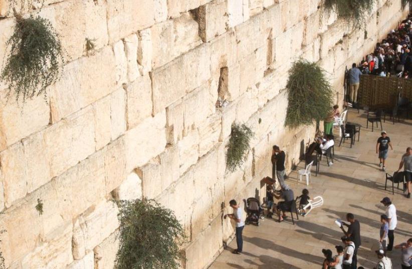 Western Wall (photo credit: MARC ISRAEL SELLEM)