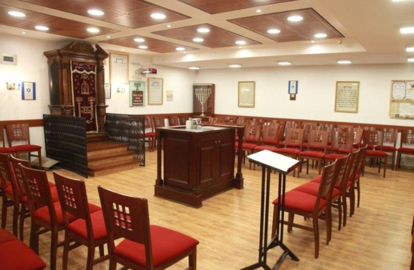 The Knesset synagogue (photo credit: ITZIK HARARI/KNESSET SPOKESMAN'S OFFICE)