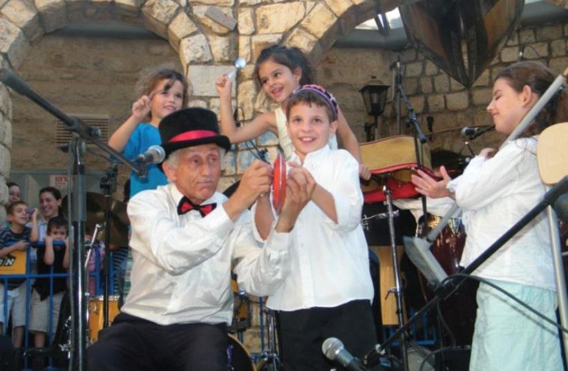 The Simply Tzfat trio (photo credit: PR)
