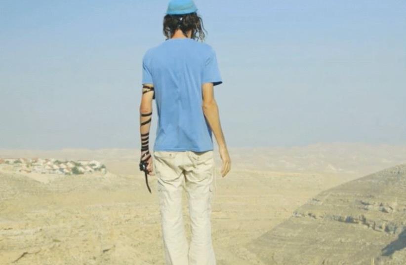 A SCENE from Shimon Dotan's latest documentary 'The Settlers.' (photo credit: PHILIP BILASH)