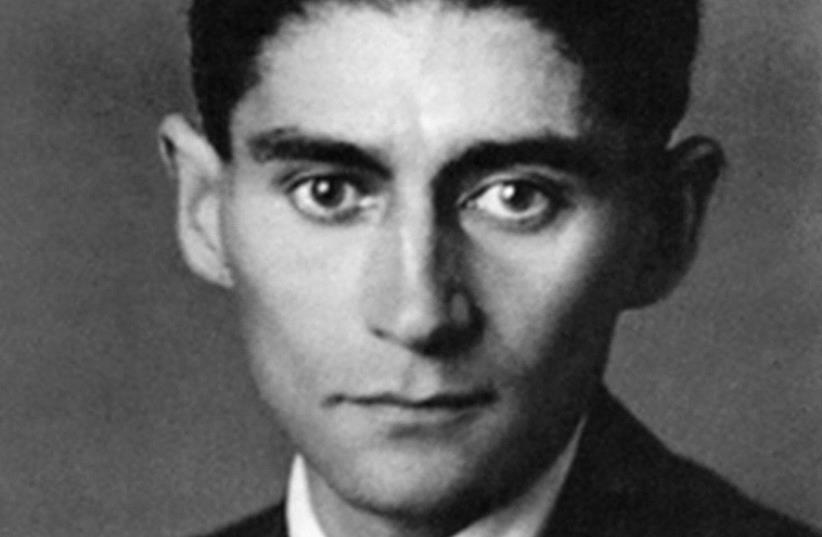 Franz Kafka (photo credit: Wikimedia Commons)