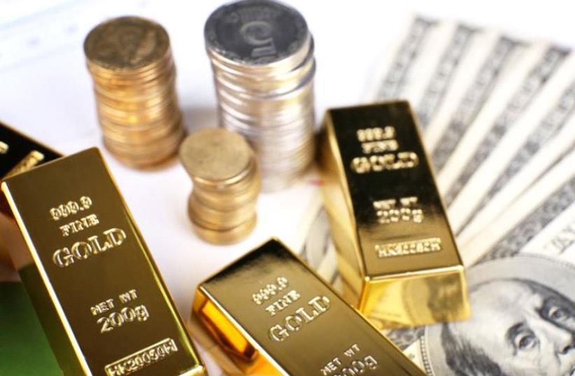 Gold Backed IRA (photo credit: PR)