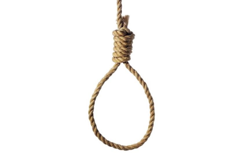 Old rope with hangman (illustrative) (photo credit: INGIMAGE)