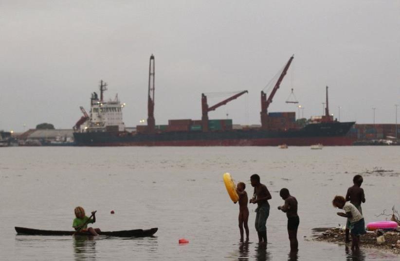 The Solomon Islands (photo credit: REUTERS)
