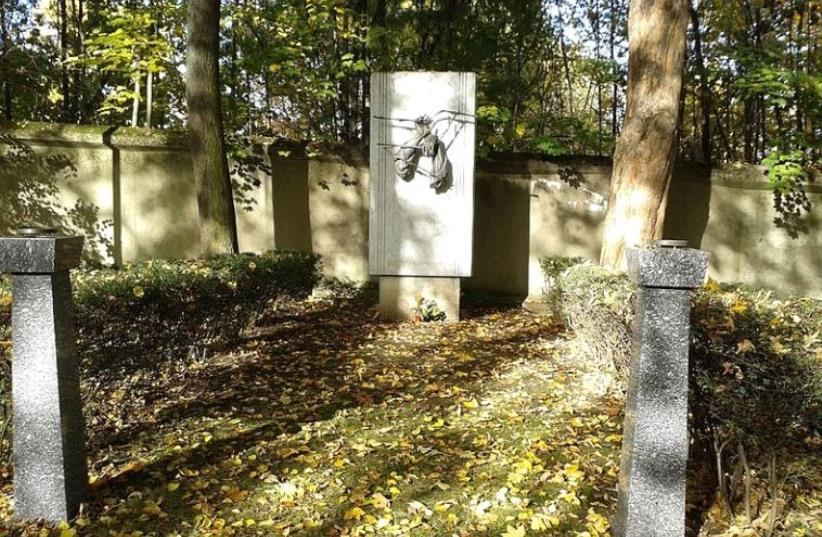 Dablice Cemetery (photo credit: WIKIMEDIA COMMONS/MOJMIR CHURAVY)