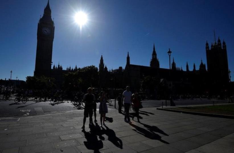 London (photo credit: REUTERS)
