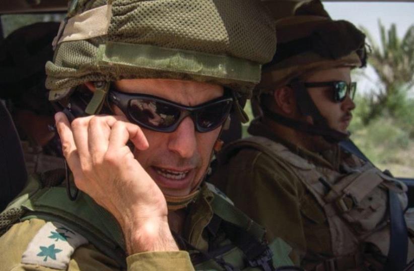 Col. Yehuda Hacohen (photo credit: IDF SPOKESPERSON'S UNIT)