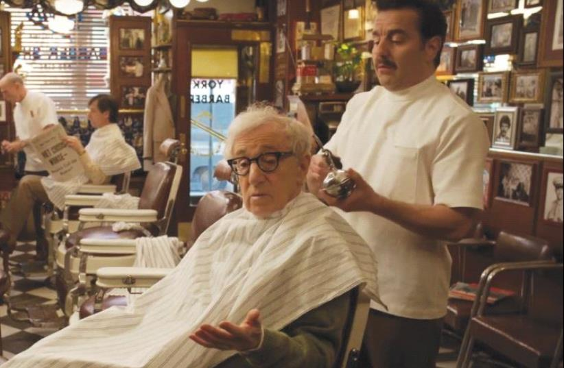 WOODY ALLEN makes his first foray into streaming TV with the Amazon series 'Crisis in Six Scenes.' (photo credit: COLLIDER)