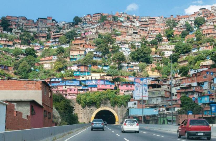 Caracas (photo credit: Courtesy)