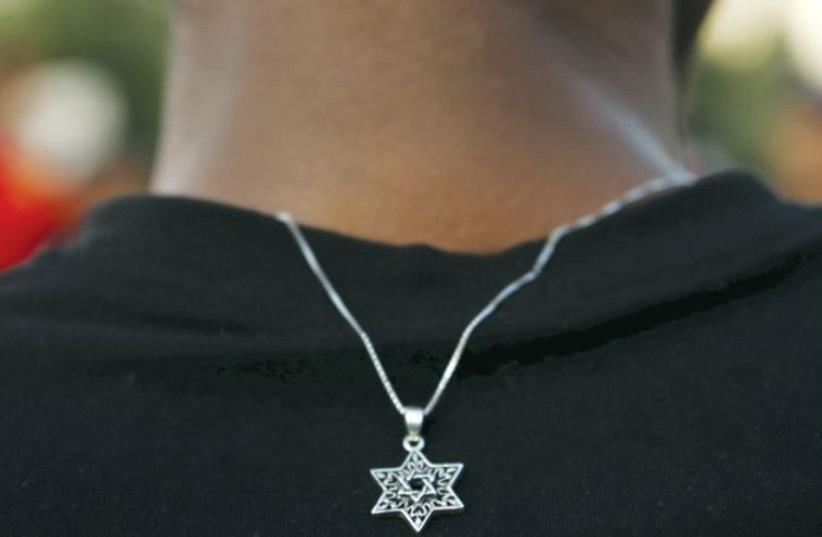 Ethiopian Jew (photo credit: REUTERS)