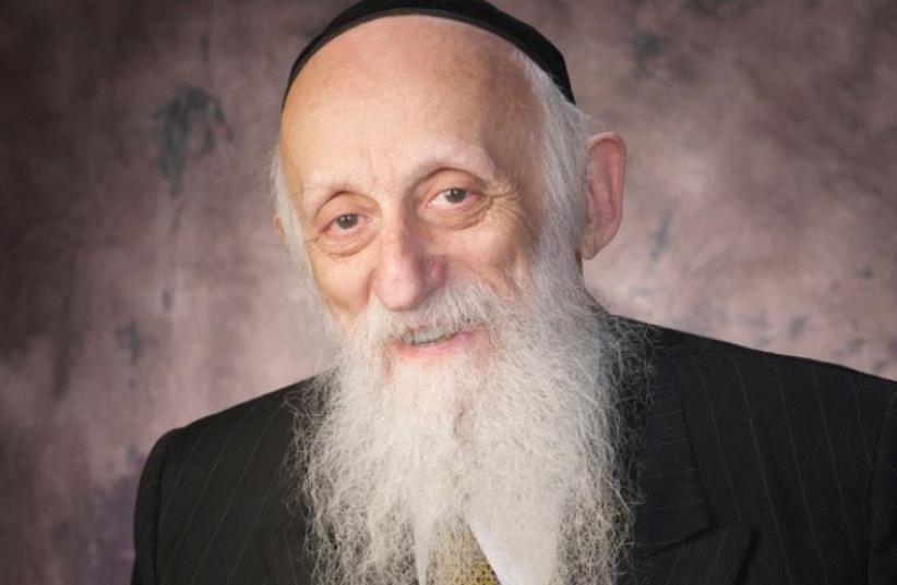 PROF. RABBI ABRAHAM TWERSKI (photo credit: Courtesy)