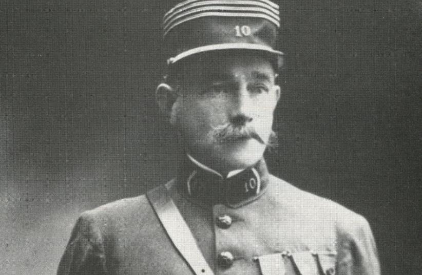 Count Henri de Menthon (photo credit: YAD VASHEM)