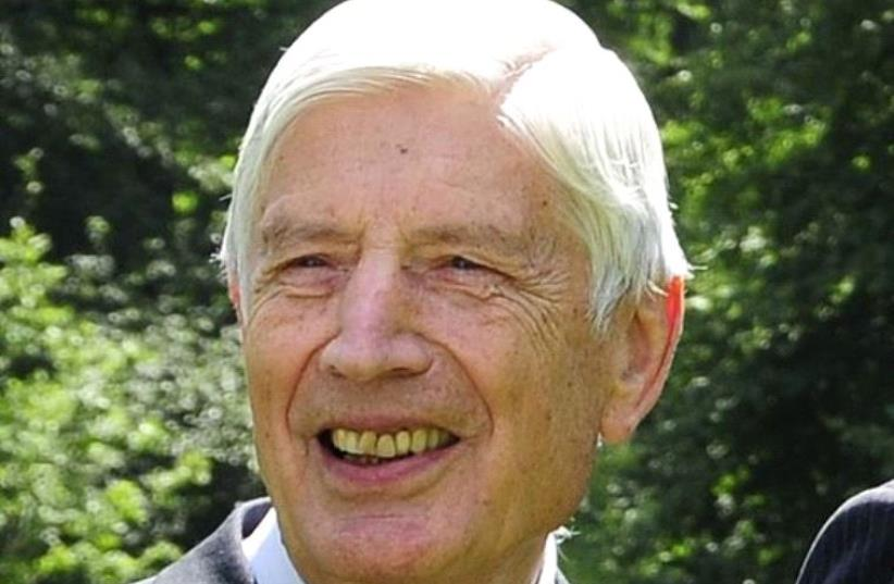 Dries van Agt (photo credit: MINISTER-PRESIDENT RUTTE/WIKIMEDIA COMMONS)