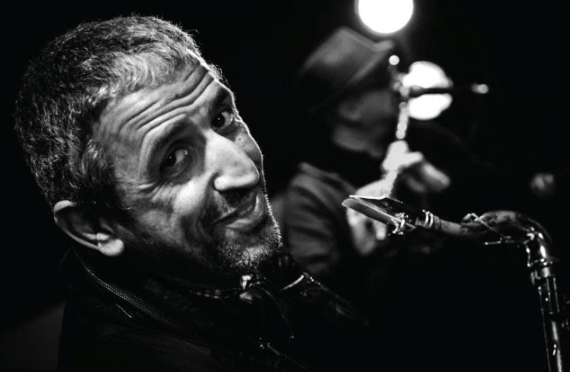 Jazz saxophonist Rino Cirinna (photo credit: Courtesy)
