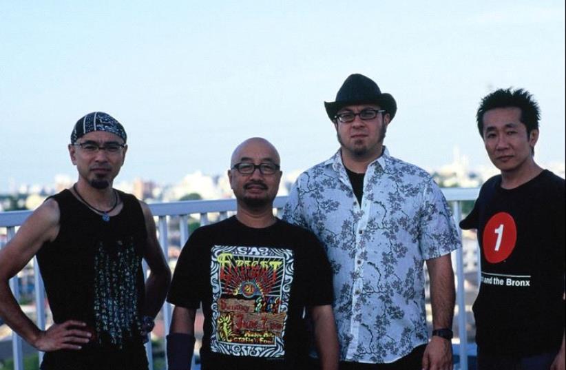 Kazutoki Umezu Kiki Band (photo credit: Courtesy)
