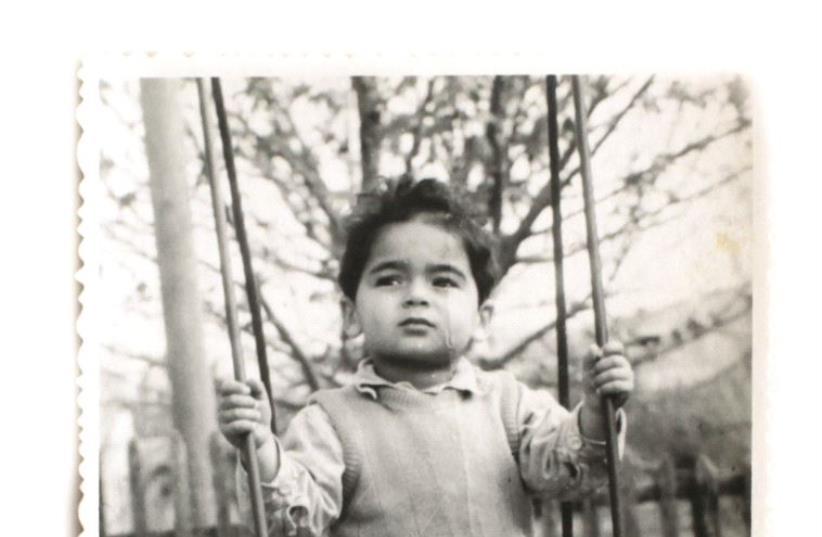 Tsvi Amiri, placé dans une famille ashkénaze (photo credit: RAANAN COHEN)