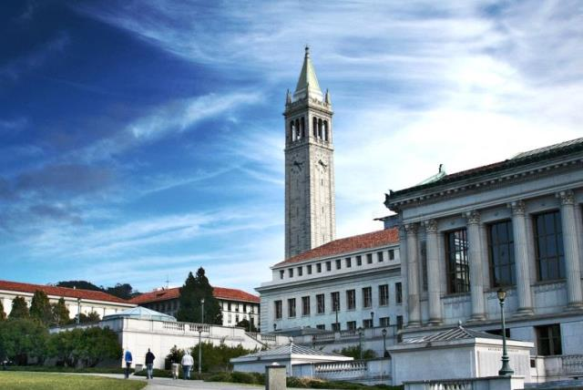 UC Berkeley campus in California (photo credit: BRAINCHILDVN/FLICKR/WIKIMEDIA COMMONS)