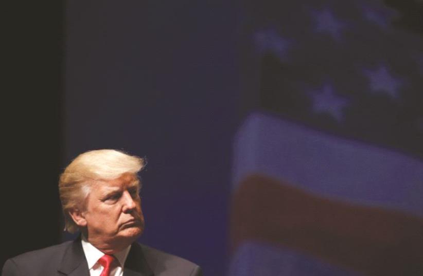 Donald Trump (photo credit: REUTERS)