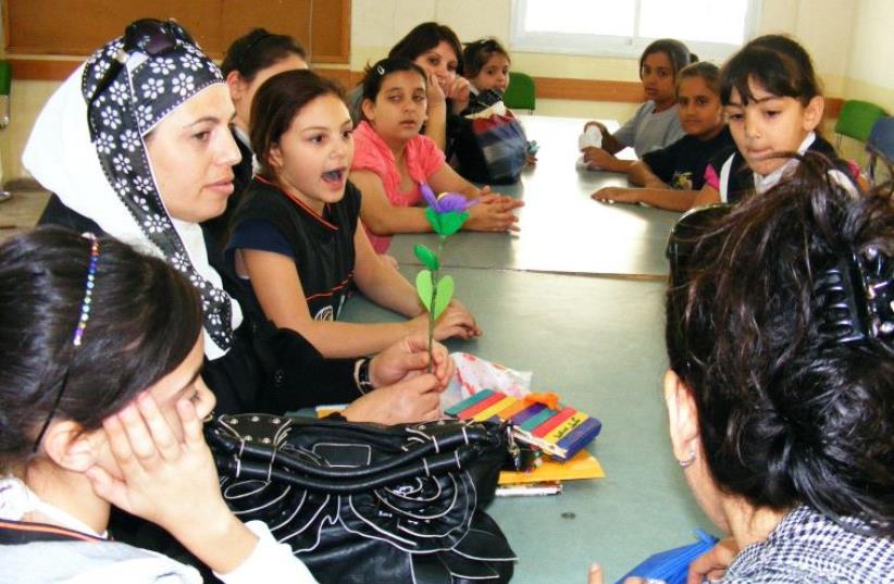 Empowering east Jerusalem  (photo credit: Courtesy)