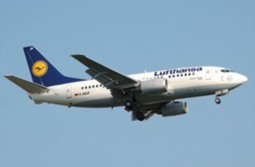Lufthansa 737 248.88 (photo credit: Courtesy)