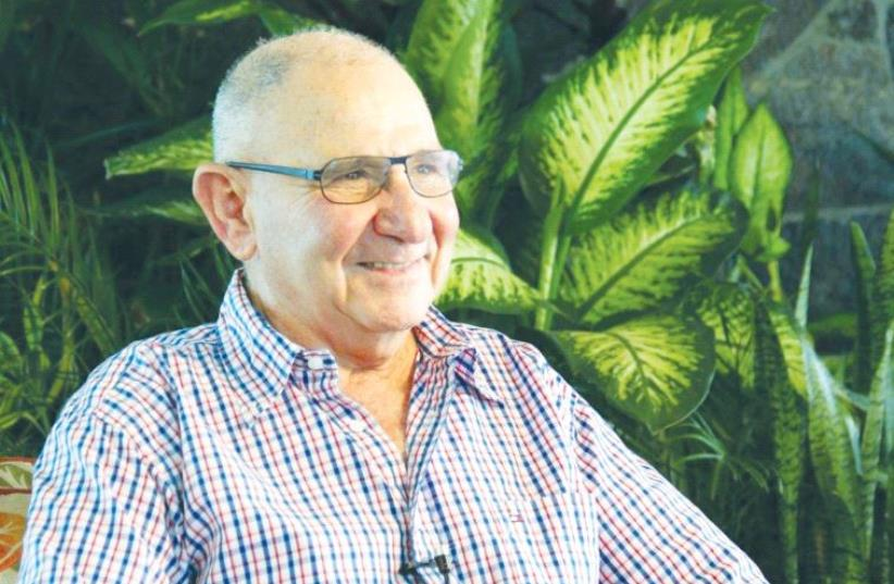PETER TIROSH, who died on February 19, was a revolutionary in the field of biological pesticides. (photo credit: COURTESY TIROSH FAMILY)